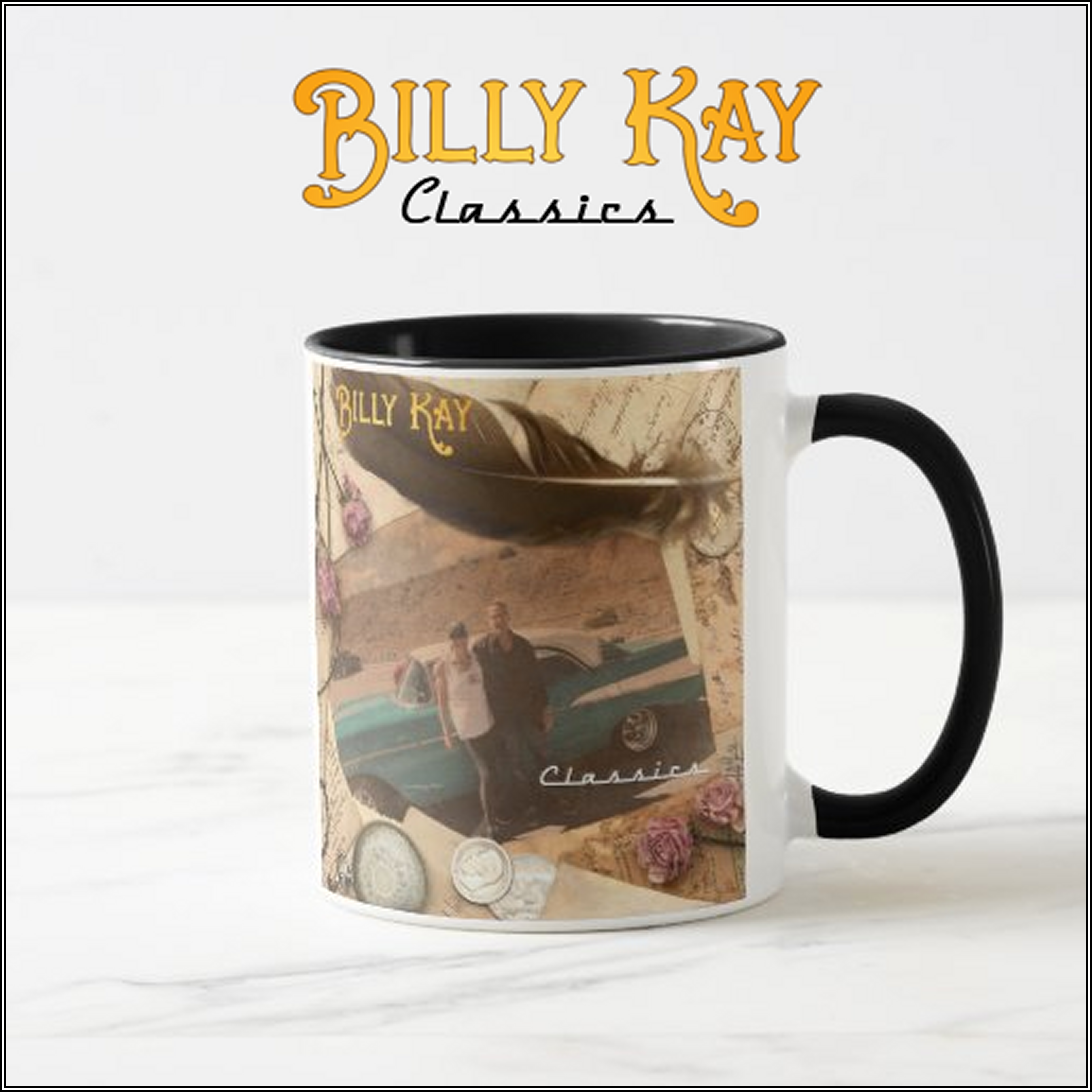 Classics Ceramic Coffee Mugs
