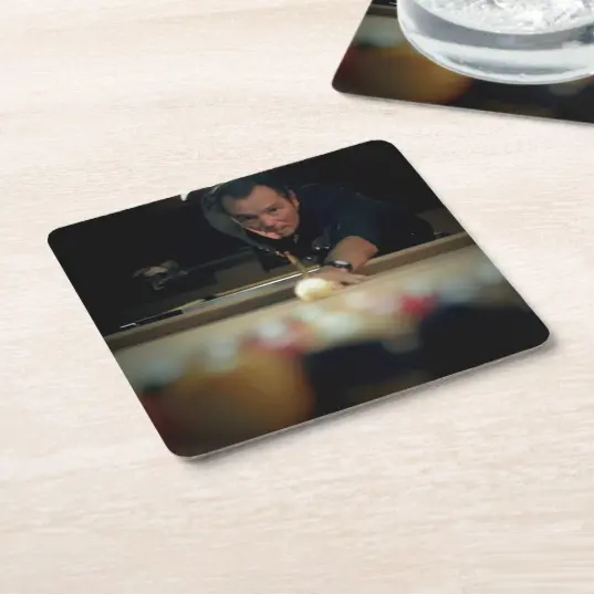 Honestly by Billy Kay Music Video Beverage Coasters