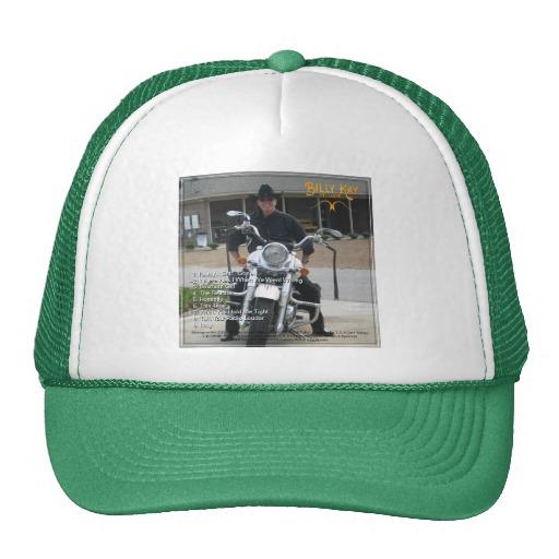 Bellmore Back Cover Trucker Hats