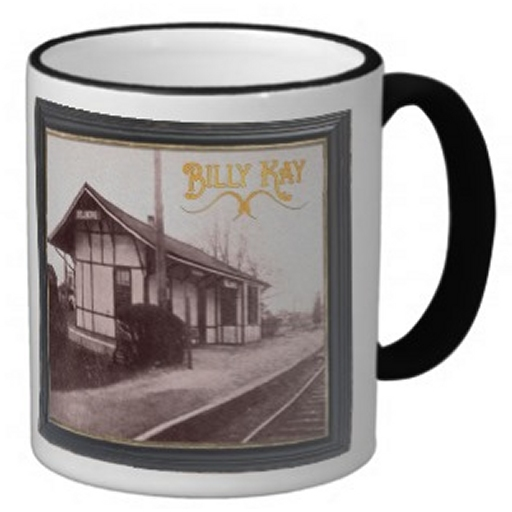Bellmore by Billy Kay CD Cover Coffee Mugs