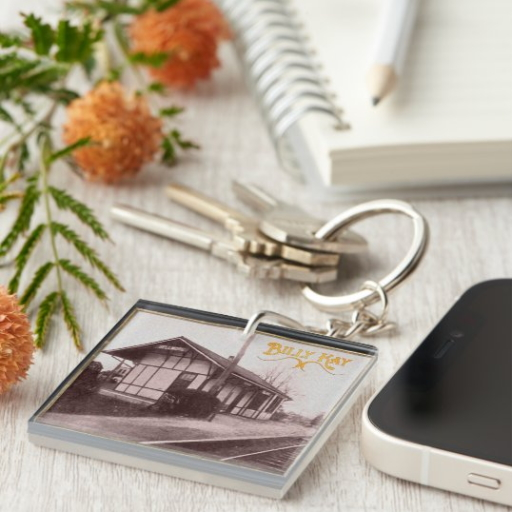 Bellmore Acrylic Keychains