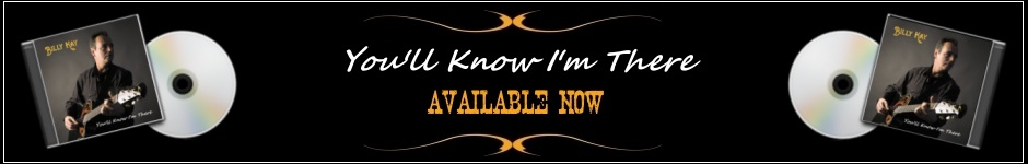 You'll Know I'm There by Billy Kay Now Available