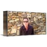 Billy Kay Official Stone Wall Canvas Prints