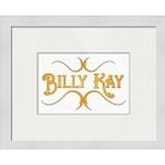 Billy Kay Official Yellow Logo Fine Art Prints