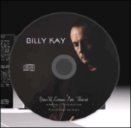 You'll Know I'm There disc graphic