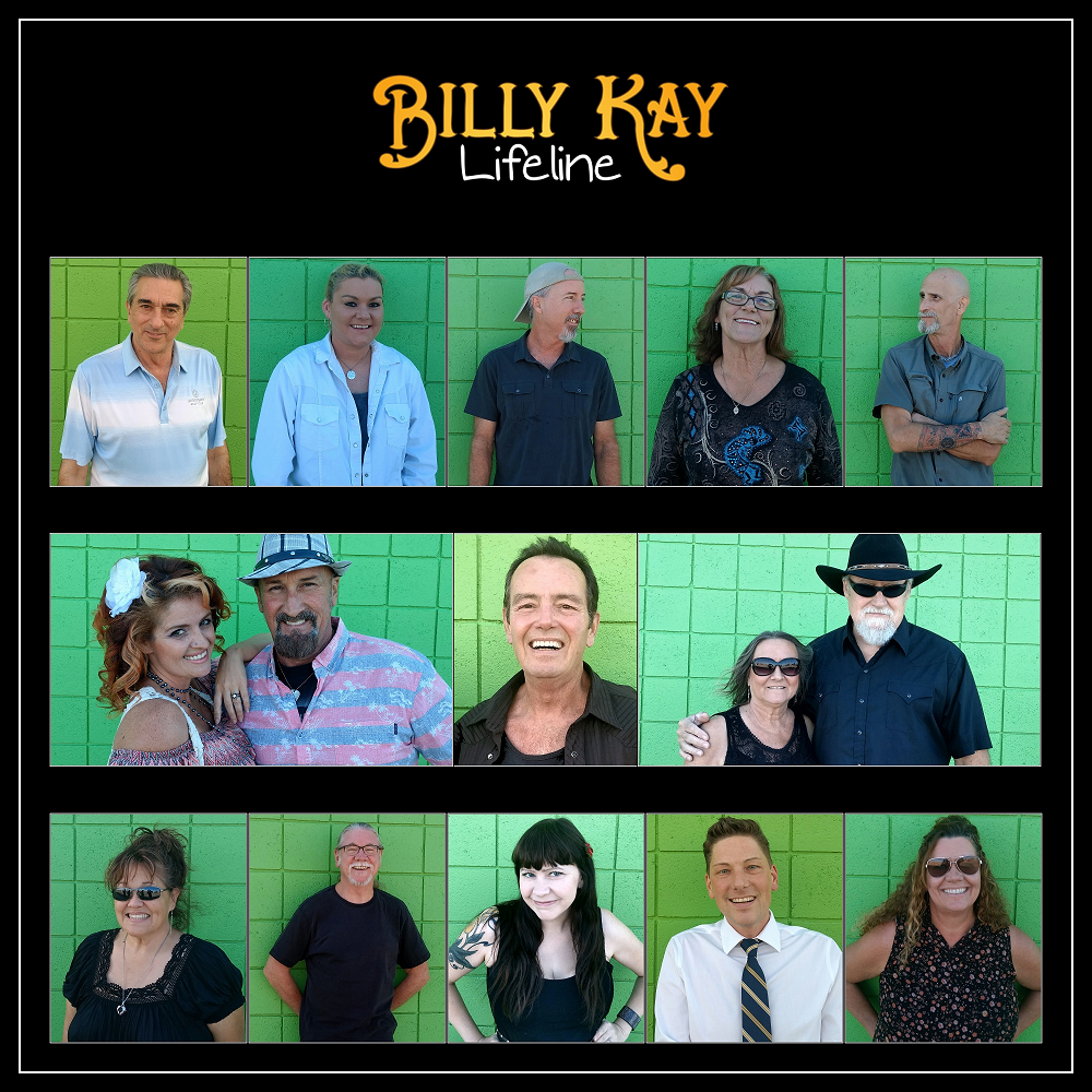 Billy Kay Music