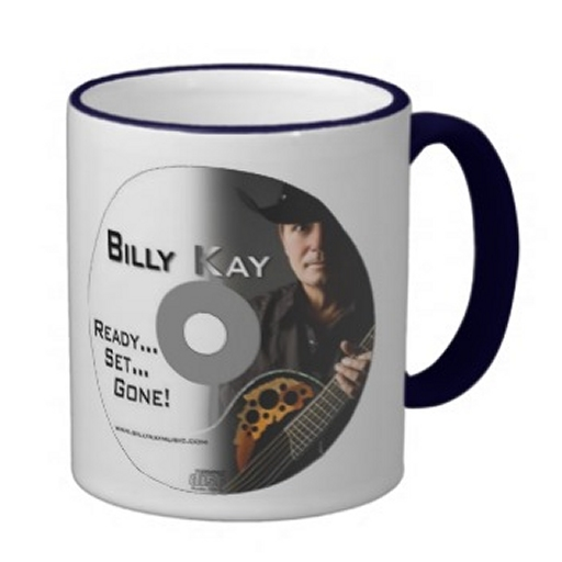 Ready...Set... Gone! CD Cover Coffee Mugs