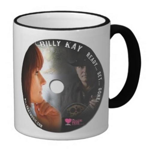 Ready...Set... Gone! Music Video Coffee Mugs
