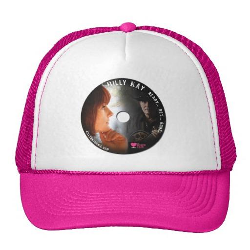 Ready...Set... Gone! Music Video Trucker Hats