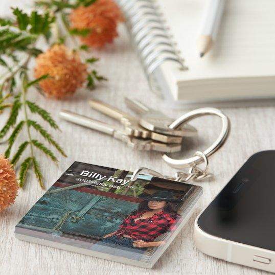 Southern Girl Acrylic Keychains