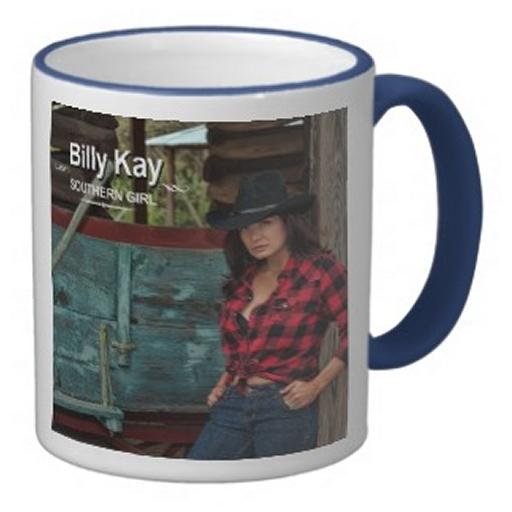 Southern Girl CD Cover Coffee Mugs
