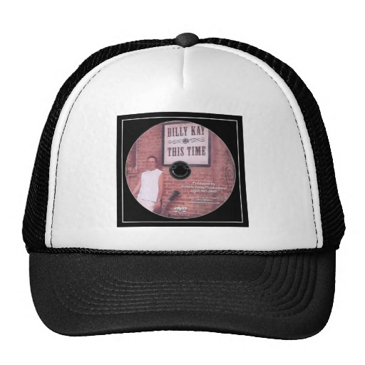 This Time CD Cover Trucker Hats