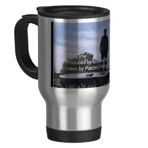 This Time Music Video Stainless Steel Travel Mugs