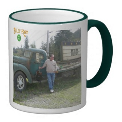Up to You CD Cover Coffee Mugs
