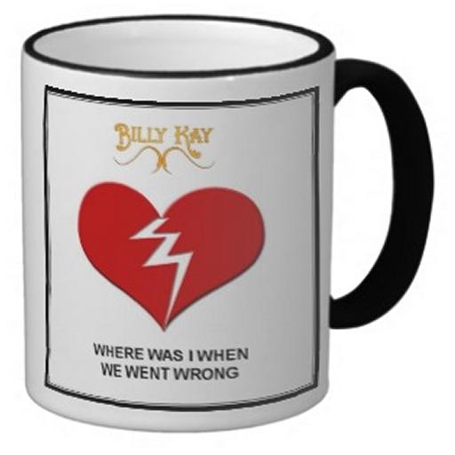 Where Was I Music Video Ceramic Coffee Mugs