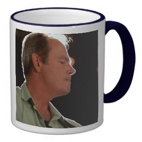 Billy Kay Official Blue Shirt Coffee Mugs