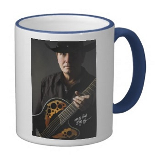 Billy Kay Official Cowboy Guitar Coffee Mugs