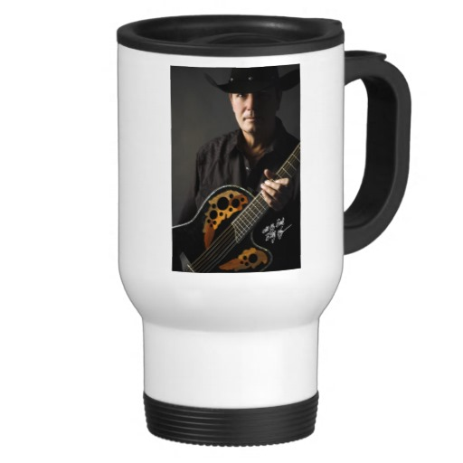 Billy Kay Official Cowboy Guitar Travel Mugs