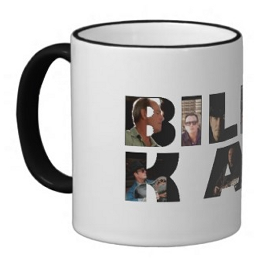 Billy Kay Official Photo Tour Logo Coffee Mugs
