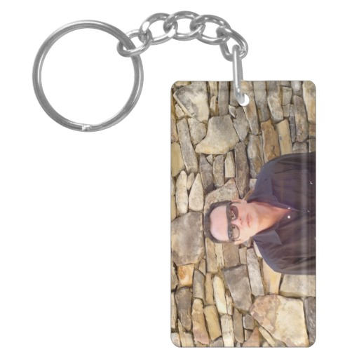 Billy Kay Official Stone Wall Acrylic Keychains