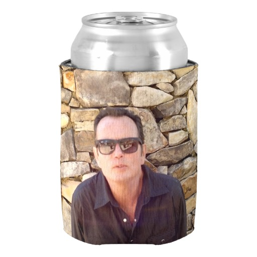 Billy Kay Official Stone Wall Foam Can Coolers