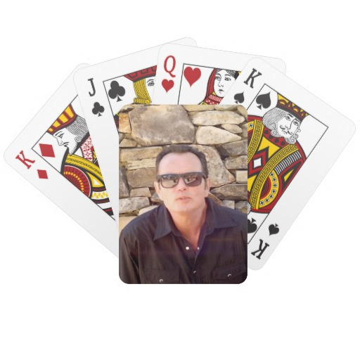 Billy Kay Official Stone Wall Playing Cards